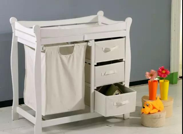 Besides diapers, is the diaper table also a real need?